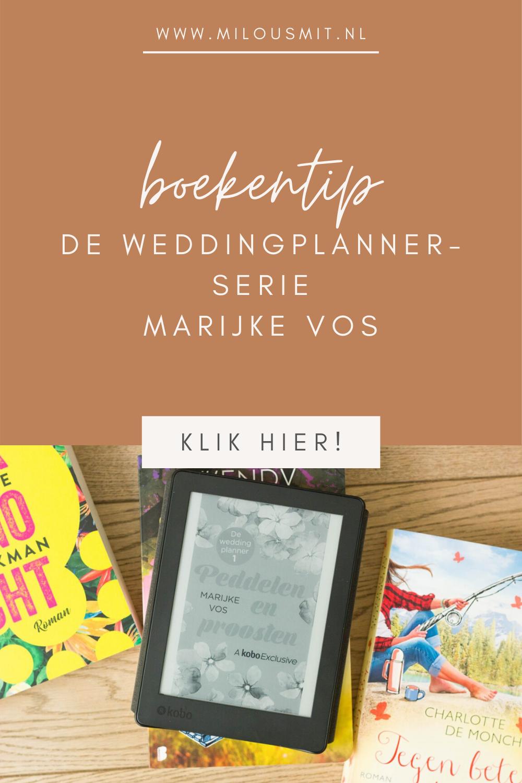 De weddingplanner Marijke Vos
