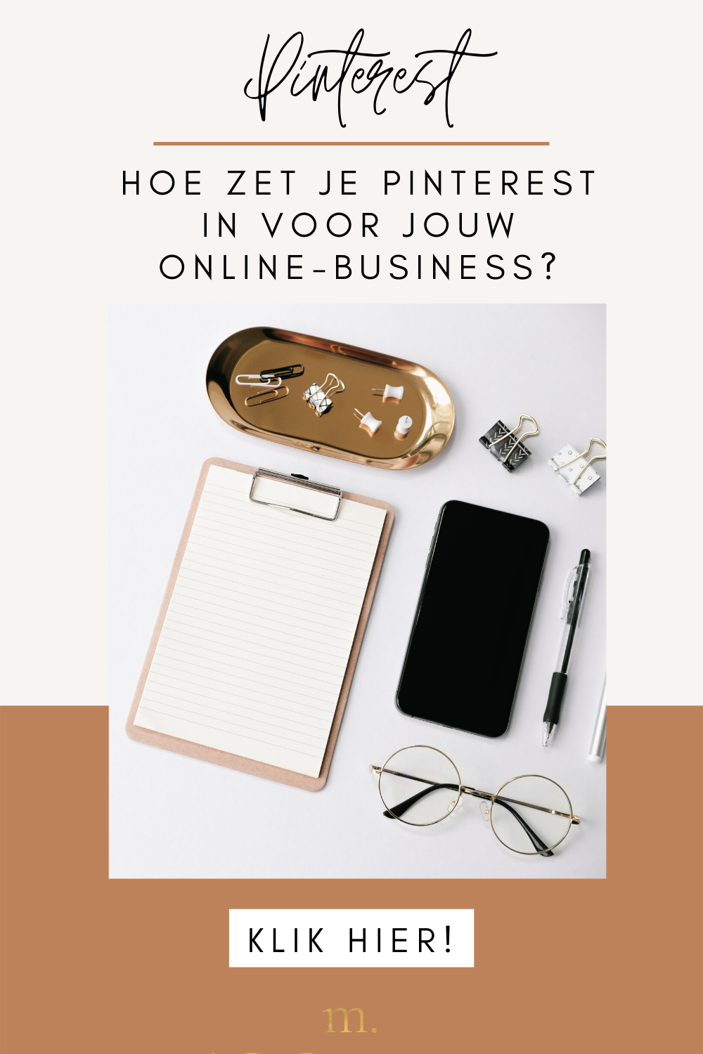 Pinterest inzetten voor jouw online-business