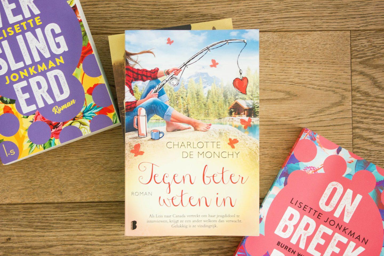 Boeken om te lezen tijdens de zomervakantie