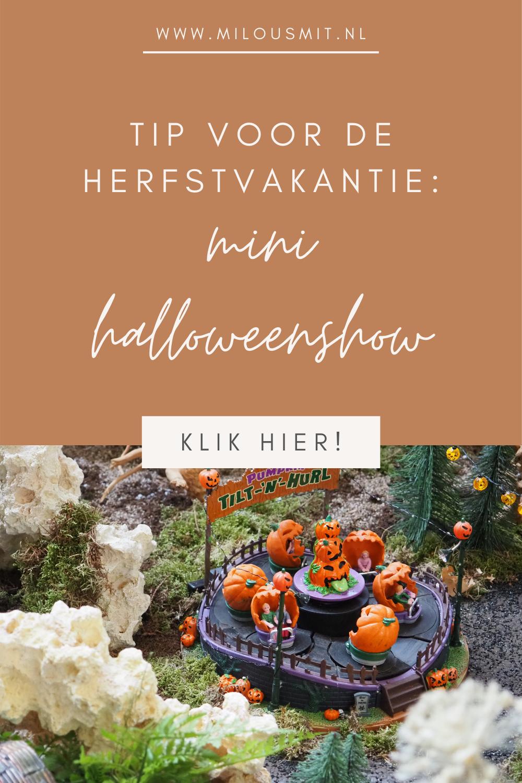 halloweenshow Intratuin Halsteren