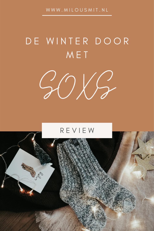 Warme voeten door wollen sokken, wie wil dat nu niet? Ik vertel je in mijn blogpost meer over SOXS sokken en of deze sokken daadwerkelijk zo goed werken! SOXS | wollen kleding | wollen kleding baby | wollen sokken | voordelen wol | winter
