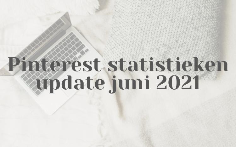 Pinterest live statistieken