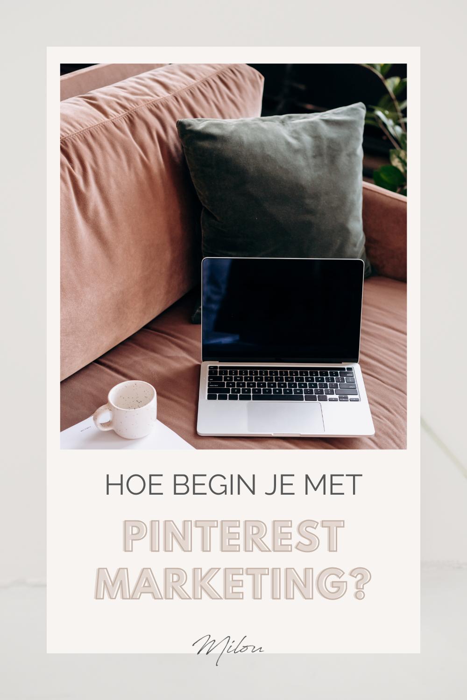 Wil jij starten met Pinterest en stel je het alleen maar uit omdat je geen idee hebt waar je moet beginnen? Zonde! Pinterest marketing kan het jou en jouw bedrijf een stuk makkelijker maken. In deze blogpost vertel ik je hoe je kunt beginnen zodat jij op je gemak kunt bekijken of Pinterest marketing iets voor jou is. Pinterest voor beginners | Pinterest voor ondernemers | Pinterest voor bedrijven | Starten met pinterest