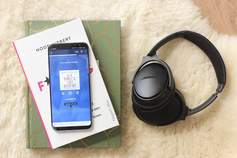 Kobo Plus luisterboeken